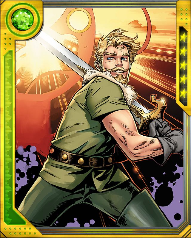 Fandral - Marvel Universe Wiki: The definitive online source for ...