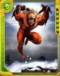 Slasher Sabretooth