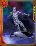 Shining Cosmo Silver Surfer