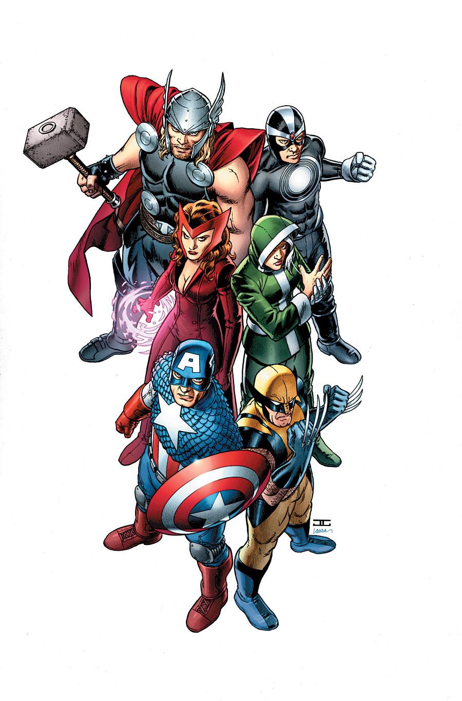Uncanny avengers vol 1 1 marvel wiki fandom powered by - Images avengers ...