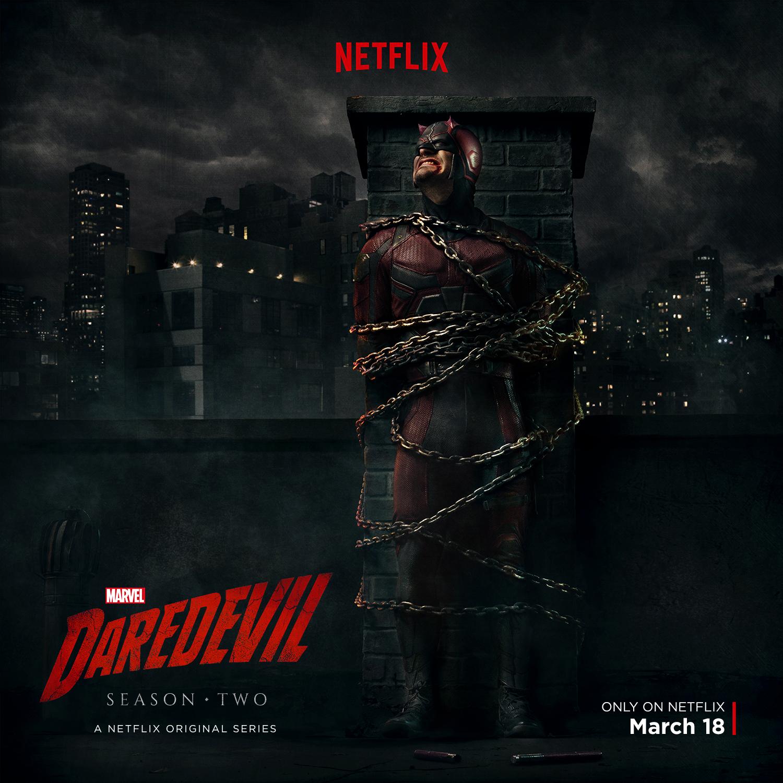 Lucifer Saison 4: Demolidor (Série De TV)