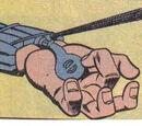 Lanza-telarañas de Spider-Man
