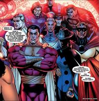 Supermen of the Multiverse 001