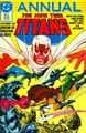 New Teen Titans v.2 Annual 2