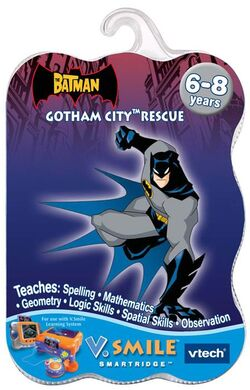 Batman GCR Game Box