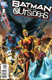 Batman and the Outsiders Vol 2 1