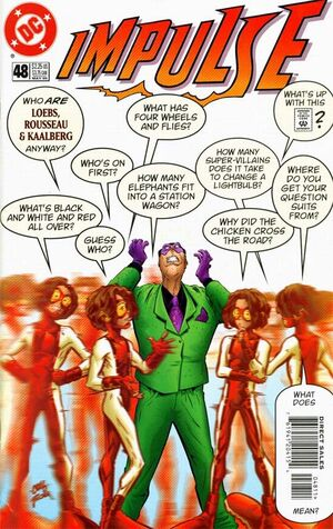 Cover for Impulse #48 (1999)
