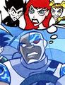 WW villains Earth-Teen Titans