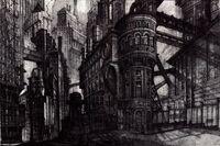 Gotham City Police Headquarters 001