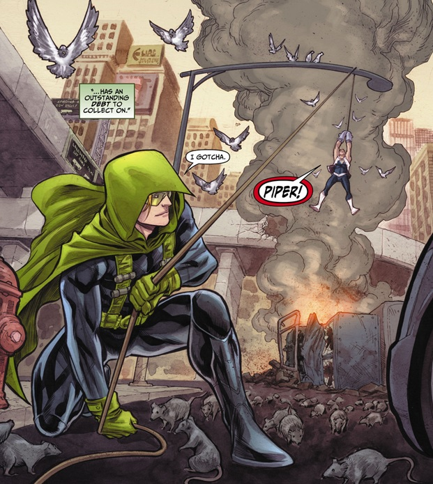 Pied Piper Comic Pied Piper · Hartley Rathaway