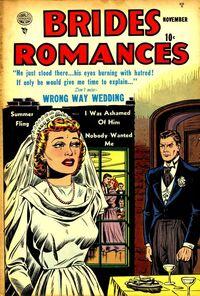 Brides Romances Vol 1 1