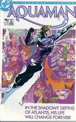 Aquaman Vol 2 1