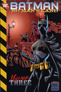 Cover for the Batman: No Man's Land Vol 3 Trade Paperback