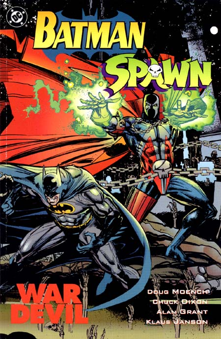 Batman/Spawn: War Devil Vol 1 1 | DC Database | FANDOM ...