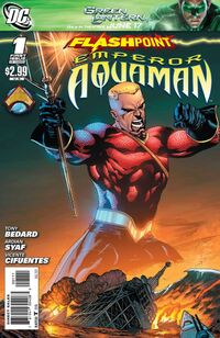 Flashpoint Emperor Aquaman Vol 1 1