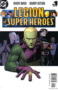 Legion of Super-Heroes Vol 5 1