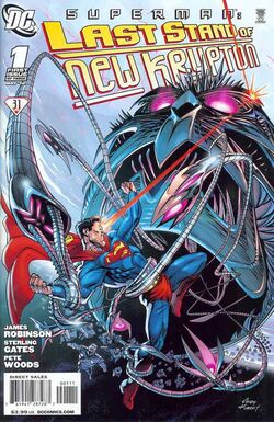 Superman - Last Stand of New Krypton Vol 1 1