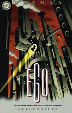 Cover for Batman: Ego #1 (2000)