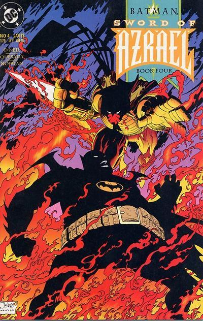 Screens of Comics | Batman: Sword of Azrael #1