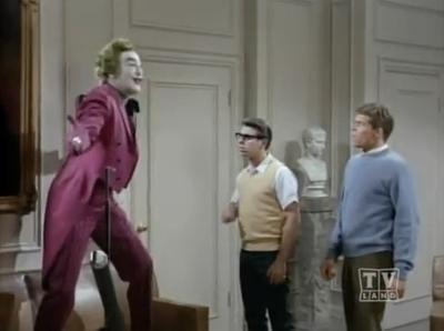 Batman (1966 TV Series) Episode: The Joker Goes to School ...