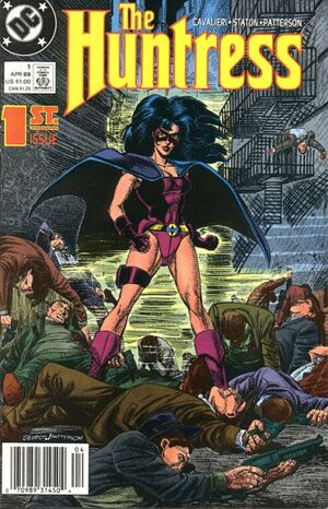 Cover for Huntress #1 (1989)