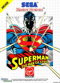 Superman The Man Of Steel Master