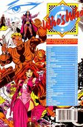 Who's Who Definitive Directory of the DC Universe 23