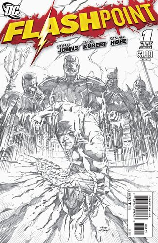 Pencils Only Variant