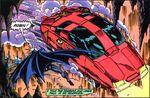 Robin takes the Redbird for a ride