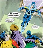 Nightwing to the Rescue