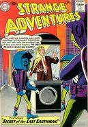 Strange Adventures 111