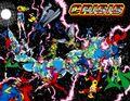 Crisis on Infinite Earths 001