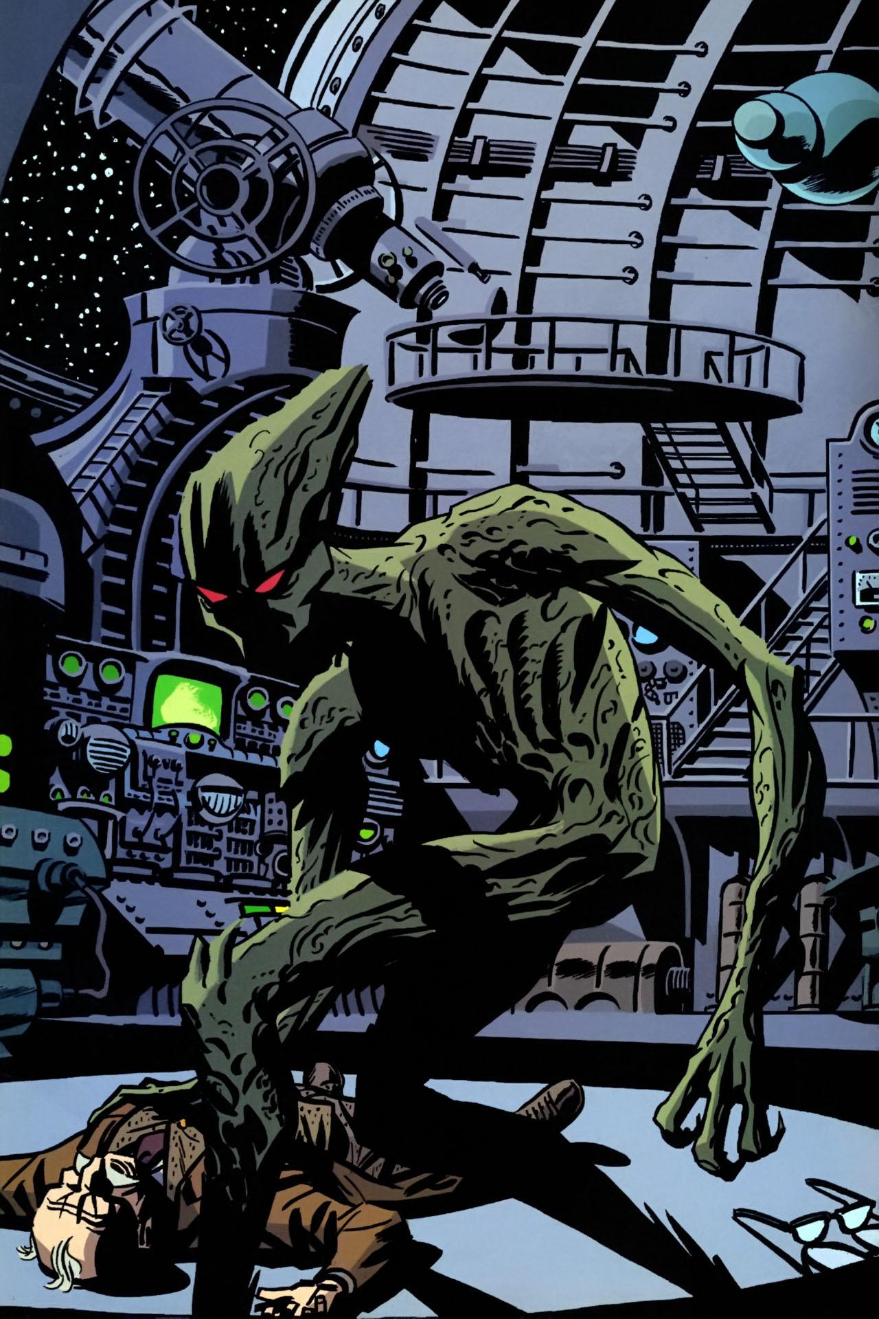 Image - J'onn J'onzz (The New Frontier).jpg | DC Database | FANDOM ...