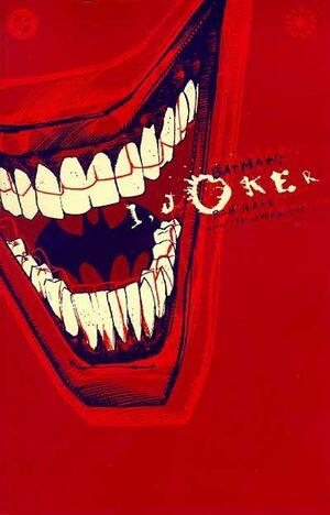 Cover for Batman: I, Joker #1 (1998)