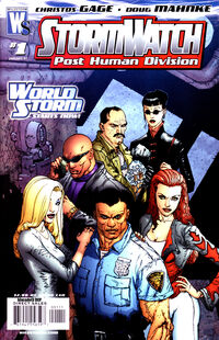 Stormwatch PHD 1