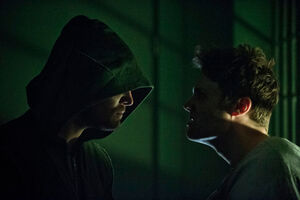 Arrow TV Series Episode Unfinished Business 001