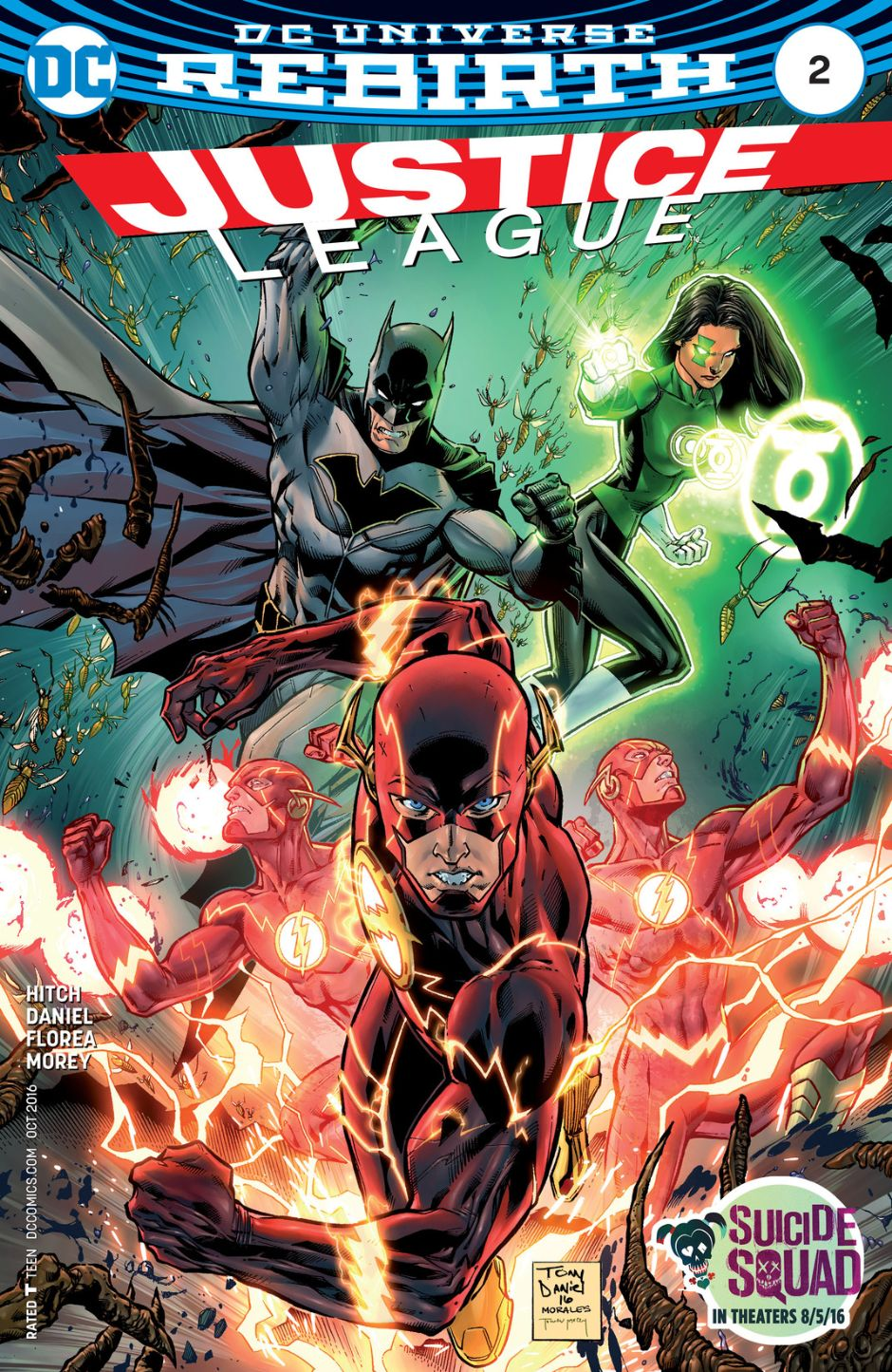 Justice League Vol 3 2   DC Database   FANDOM powered by Wikia