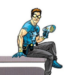 Ted Kord (Rebirth) 001