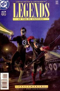 Legends of the DC Universe Vol 1 9