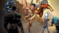 Captain Marvel DC Universe Online 007