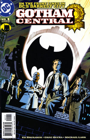 Cover for Gotham Central #1 (2003)