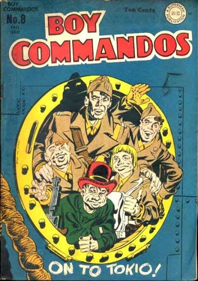 Image result for boy commandos