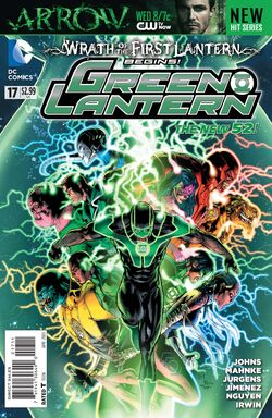 Green Lantern Vol 5 17