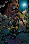 Robin believes Batgirl is dead