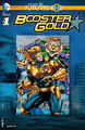 Booster Gold Futures End Vol 1 1