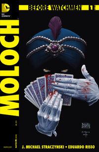 Before Watchmen Moloch Vol 1 1
