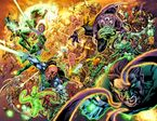Green Lanterns vs Sinestro Corps 01
