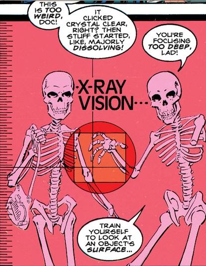 X-ray glasses 2