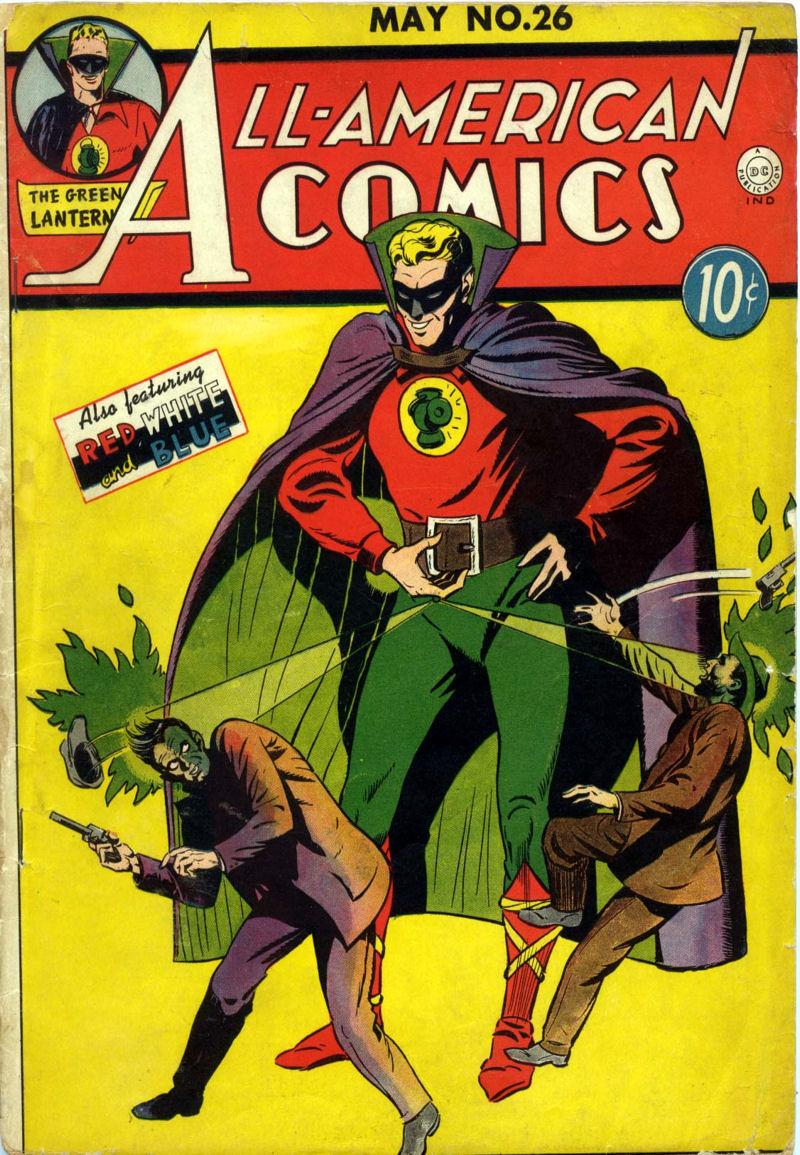 All-American Comics Vol 1 26 | DC Database | FANDOM ...