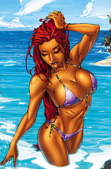girls nude tiny bikini